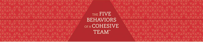 The Five Behaviors Training