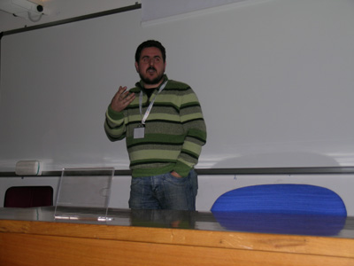 kOoLiNuS @ MarCamp, 2007