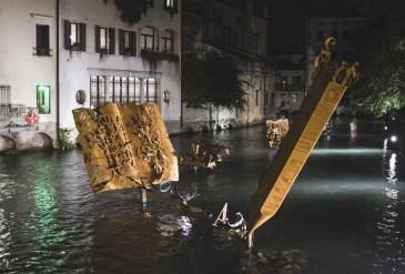Poesia d'Acqua - Omaggio a Giovanni Comisso - Dettaglio notturno