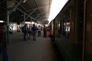Kalka train station