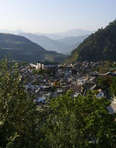 Panorama di Chamba