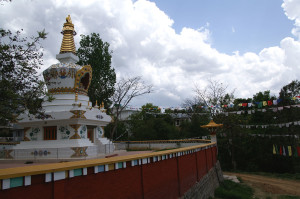 Stupa a Bir
