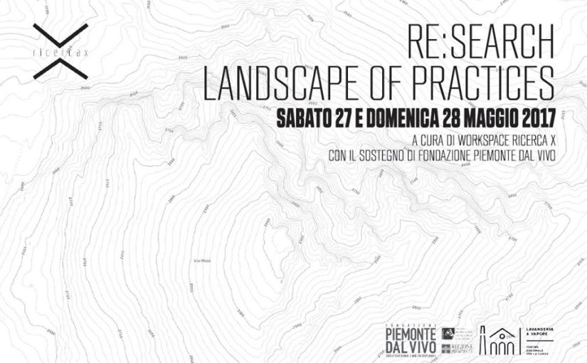Re:search landscapes of practices