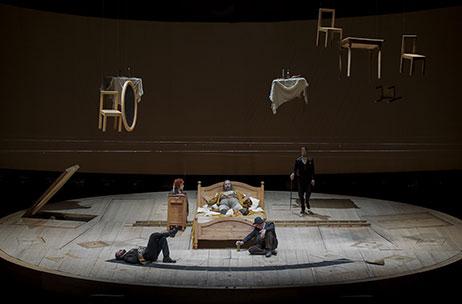 TEATRO REGIO: FALSTAFF di Giuseppe Verdi