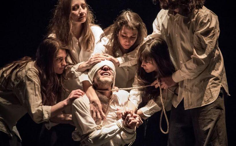 Differenti sensazioni: WS TEMPEST Teatro del Lemming