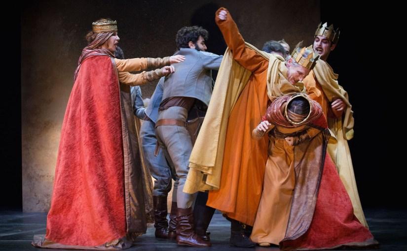 ENRICO IV di Pirandello: Carlo Cecchi e il folle gioco tra verità e finzione