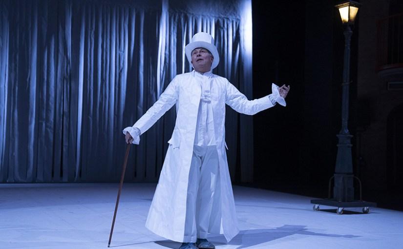 Fuoco cammina con me: il Mangiafoco di Roberto Latini