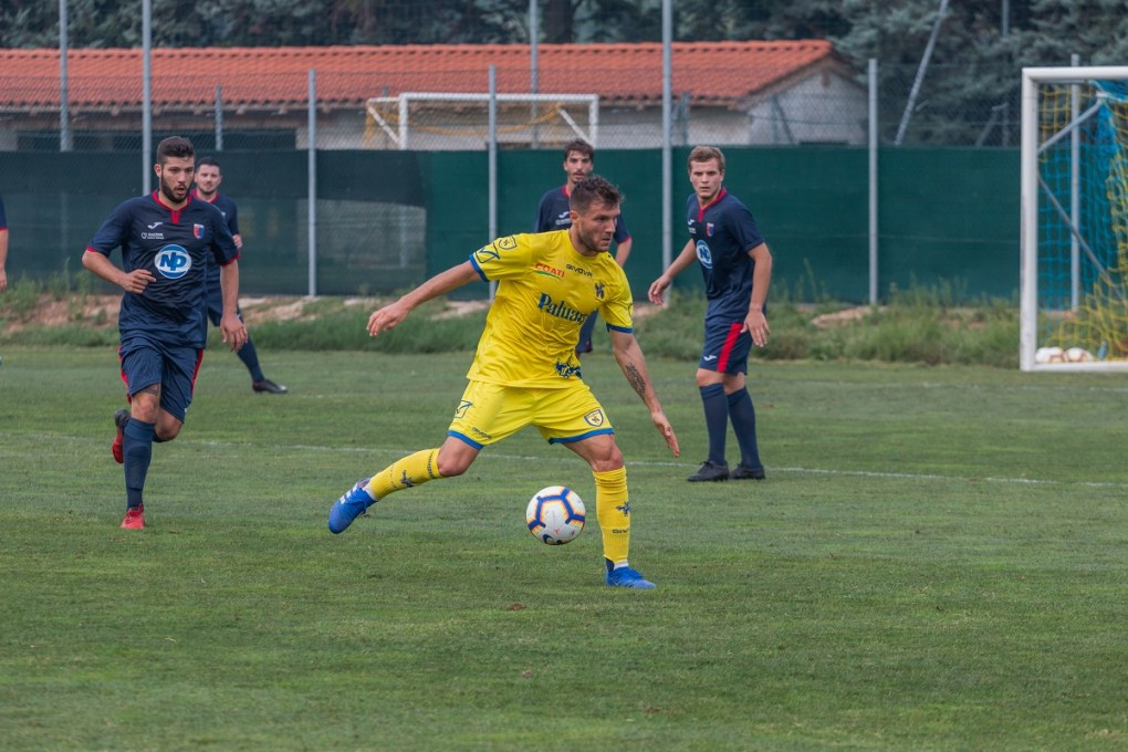 ASD Mozzecane vs ChievoVerona 2018/2019