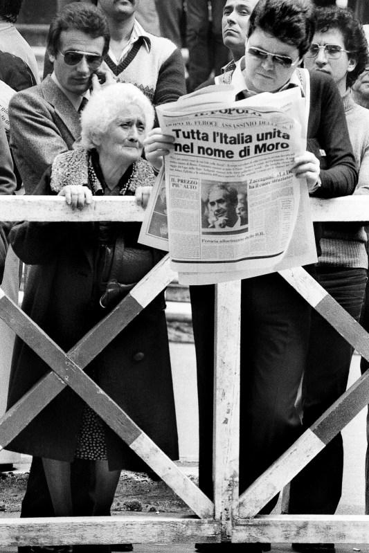 Roma, 10 maggio 1978. Hanno ucciso Aldo Moro: Piazza del Gesù