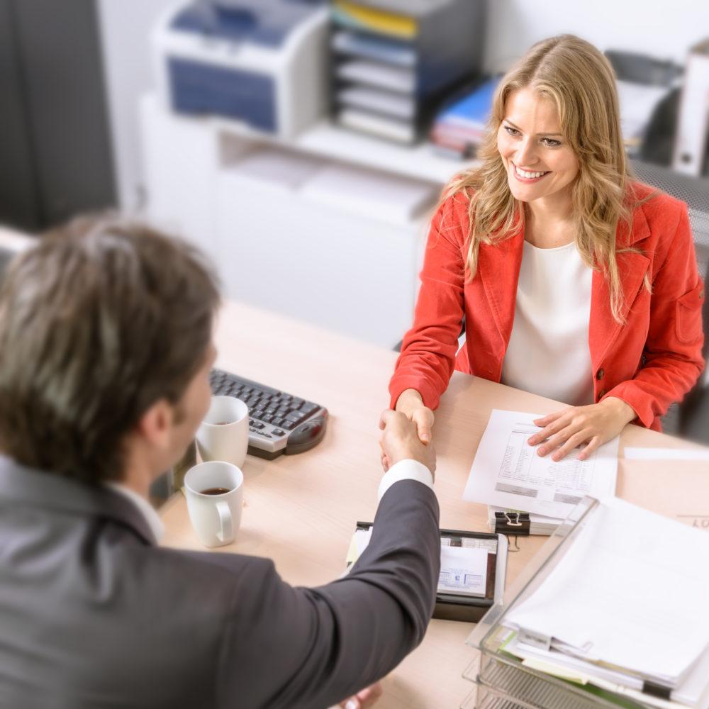 Las 5 etapas para conseguir el trabajo que quieras