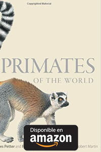 Primates of the World: An Illustrated Guide (Inglés) Tapa dura