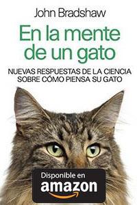 En la mente de un gato. Versión Kindle,de John Bradshaw.
