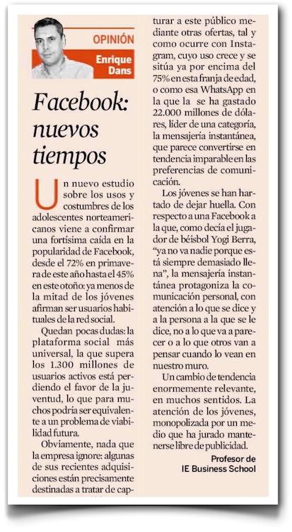 Facebook: nuevos tiempos - Expansión (pdf)