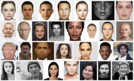 """Faces (SOURCE: Google Images search for """"faces"""")"""