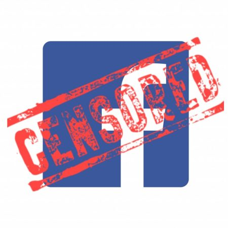 Facebook censored