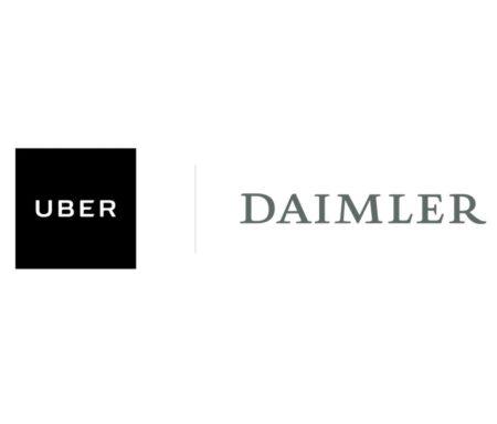 Daimler and Uber