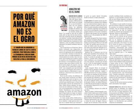 Amazon no es el ogro - Actualidad Económica