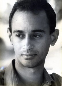 Photo of contemporary artist Enriquillo Amiama