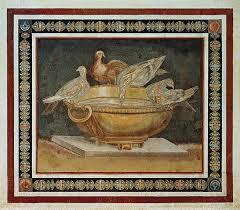 mosaico palomas Museos Capitolinos