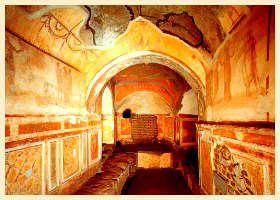 tour catacumbas en roma