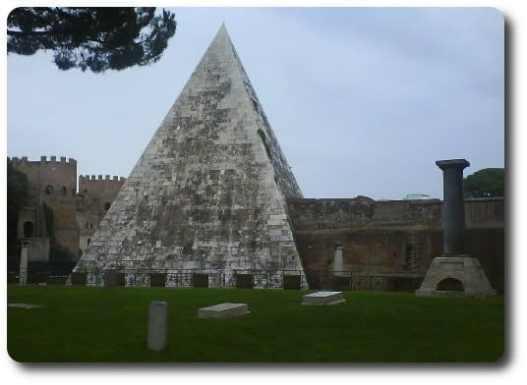 cementerio acatolico roma