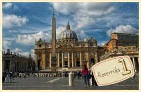 recorridos para visitar roma vaticano