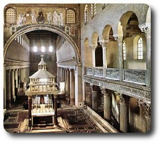 Recorridos para visitar Roma basilica san lorenzo