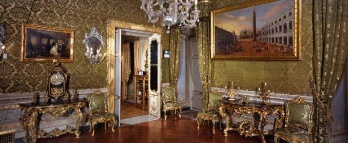 Sala verde palacio Doria Pamphilj