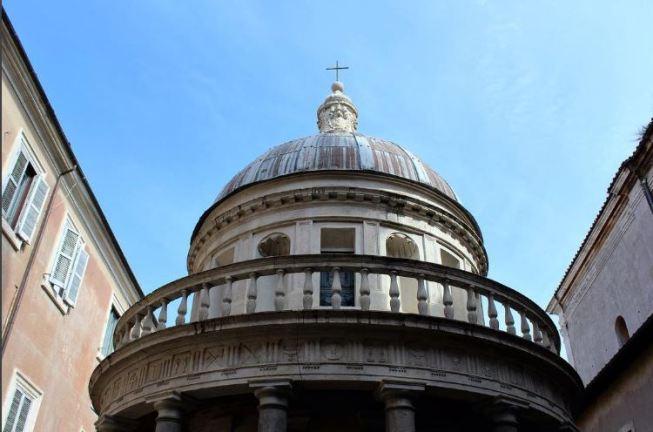 Templete del Bramante en la Academia de España