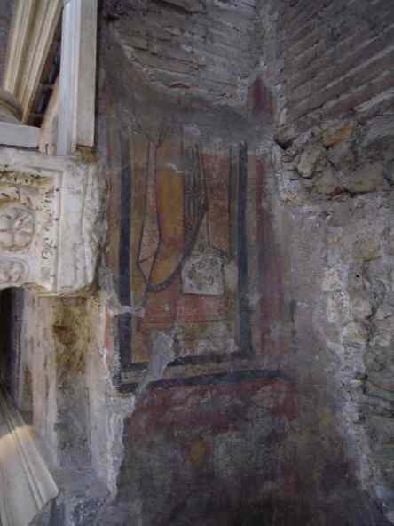 Curia Romana foro frescos