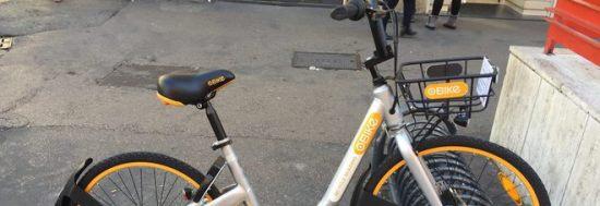 alquiler bici bike sharing roma