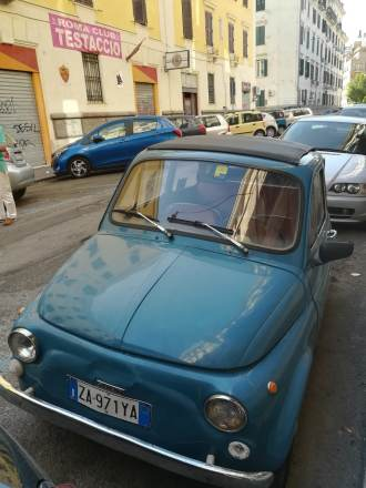 Testaccio Fiat