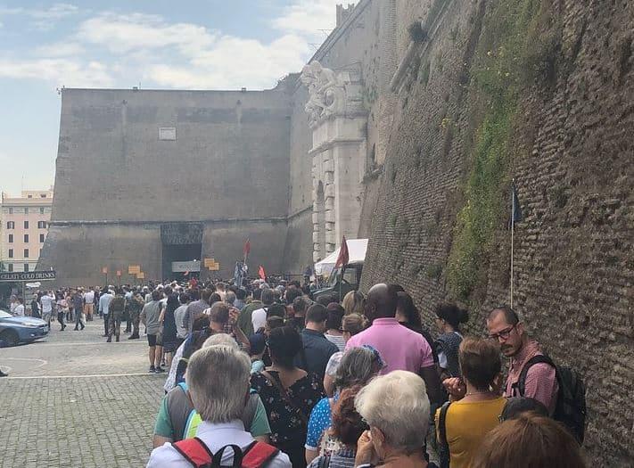 entrada museos vaticanos consejos útiles para visitar los museos vaticanos