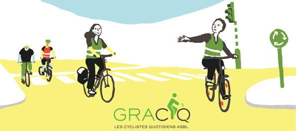 Les Cyclistes quotidiens (GRACQ)