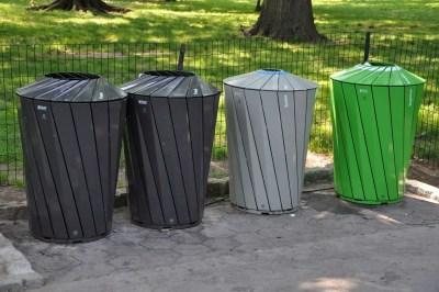 Les américains ne sont pas si mauvais en tri des déchets