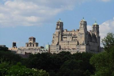 Un château à Manhattan