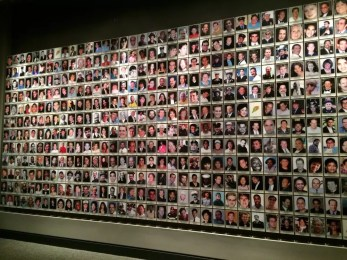 Photos des victimes