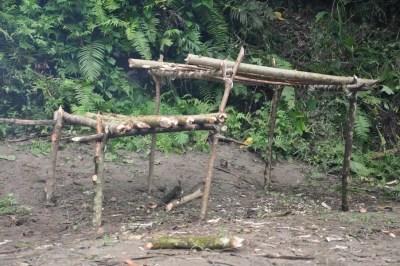 Constructions week-end avec les Scouts du Vanuatu