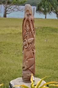 Autre sculpture en bois