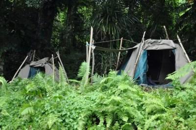 Week-end sous la tente avec les Scouts du Vanuatu