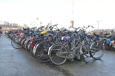 Encore des vélos