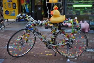 Design sur vélo, ça m'en bouche un coin