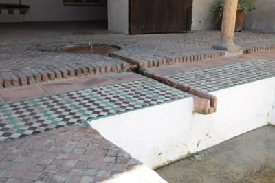 Alcazaba, le théâtre romain et ses jeux d'eau