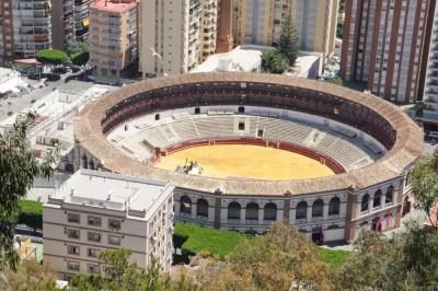 Plaza del Toros de la Malagueta