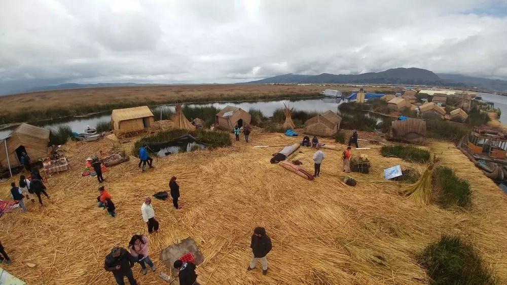 3 semaines dans le Sud du Pérou, épisode 2 sur 3 : Puno, lac Titicaca, Llachon, Isla Taquile, Islas Uros