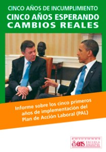 Informe Plan De Acción Laboral Obama Santos 2016