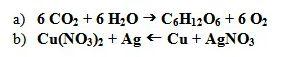 Ejemplos de Ecuaciones Químicas