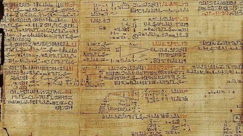 Papiro Matemático de Rhind.
