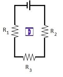 Circuitos eléctricos: circuito en serie.