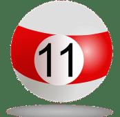 Criterios de divisibilidad o reglas de divisibilidad por 11